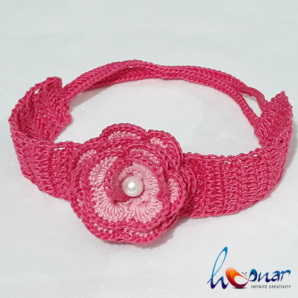 Crochet Collars And Neck Bands For Dogs Marsha Buddy